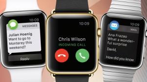 Apple Watch funksjoner