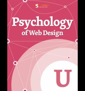 Cover til psychology of web design