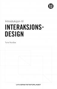 Omslag - Introduksjon til interaksjonsdesign