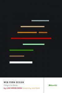 Omslag av boka Web Form Design