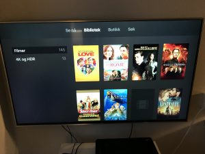 Biblotek Apple TV App