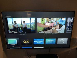 Illustrasjonsbilde av Apple TV App