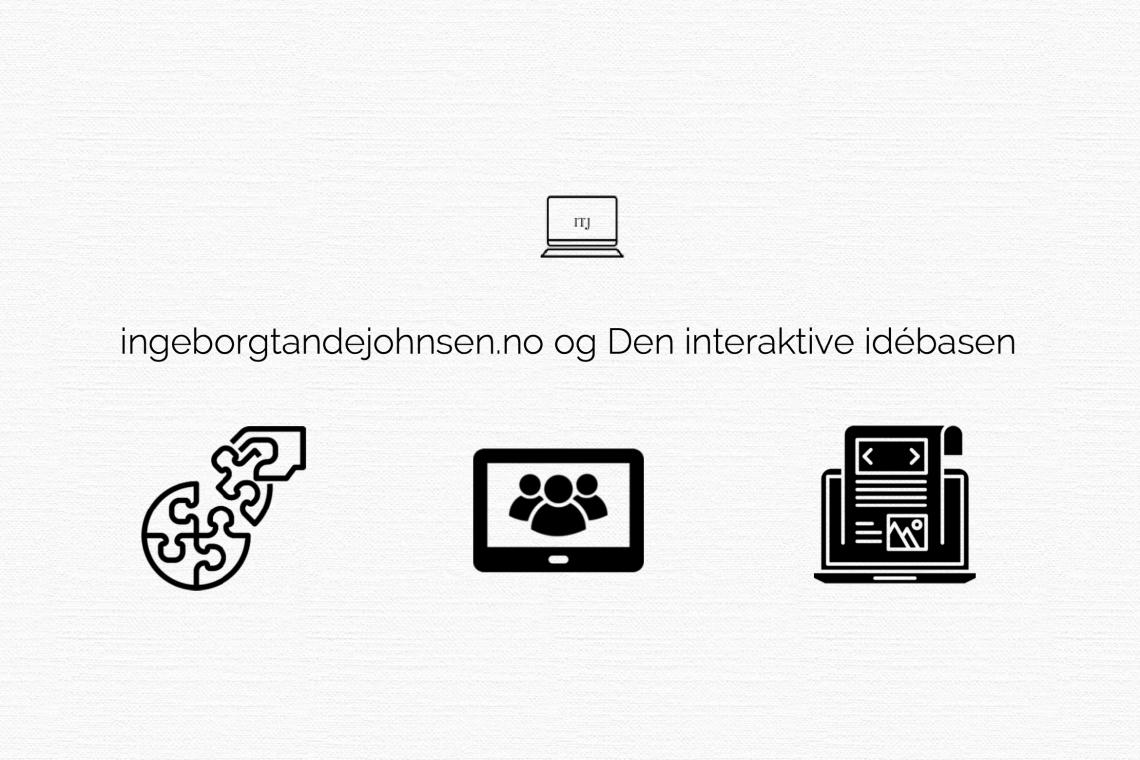 Forsidebilde for video - viser logo, nettadresse og tre symboler.