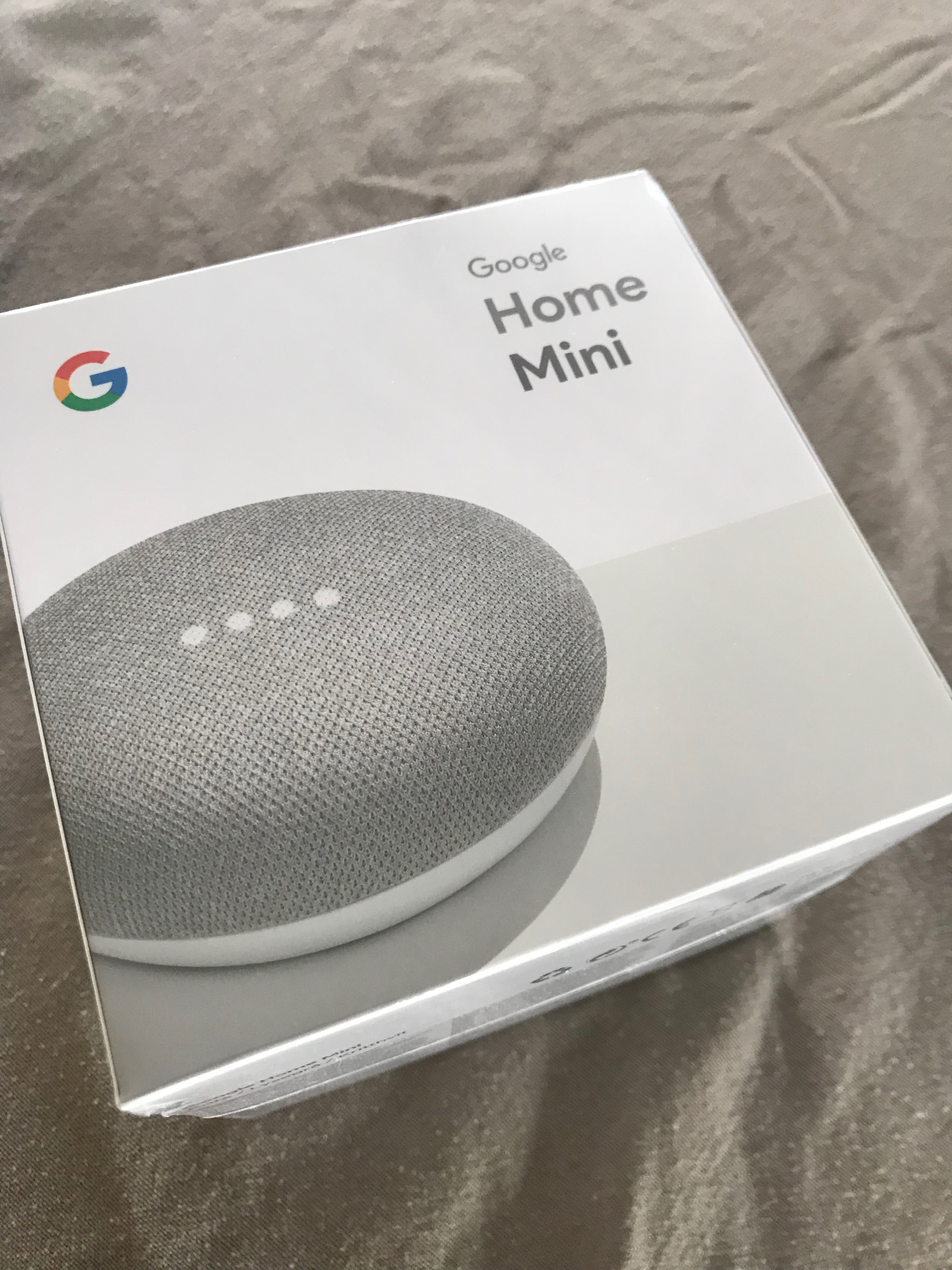 Google Home Mini - boks 2